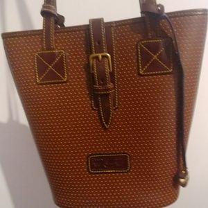 Dooney & Bourke bucket satchel